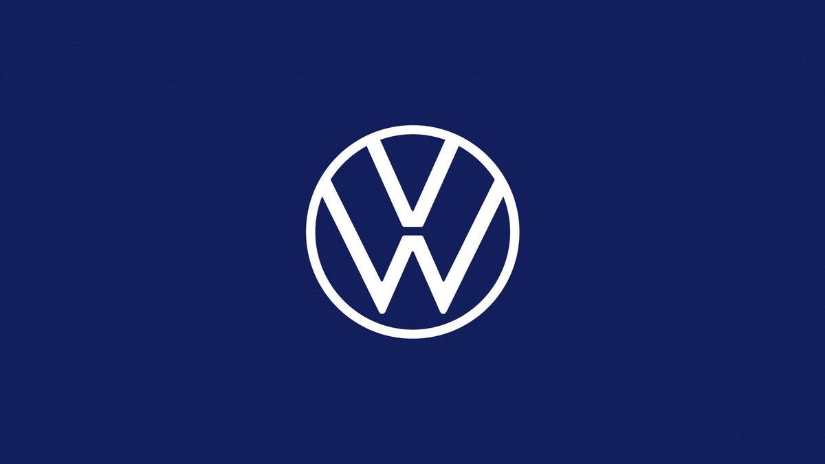 Nové logo Volkswagenu - 2019
