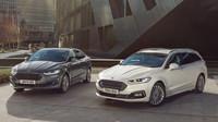 Ford Mondeo Hybrid je dalším krokem automobilky při ústupu od spalovacích motorů