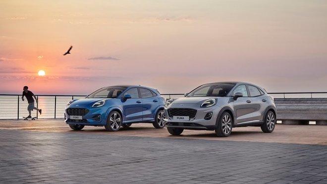 Ford Puma Mild-Hybrid je dalším krokem automobilky při ústupu od spalovacích motorů
