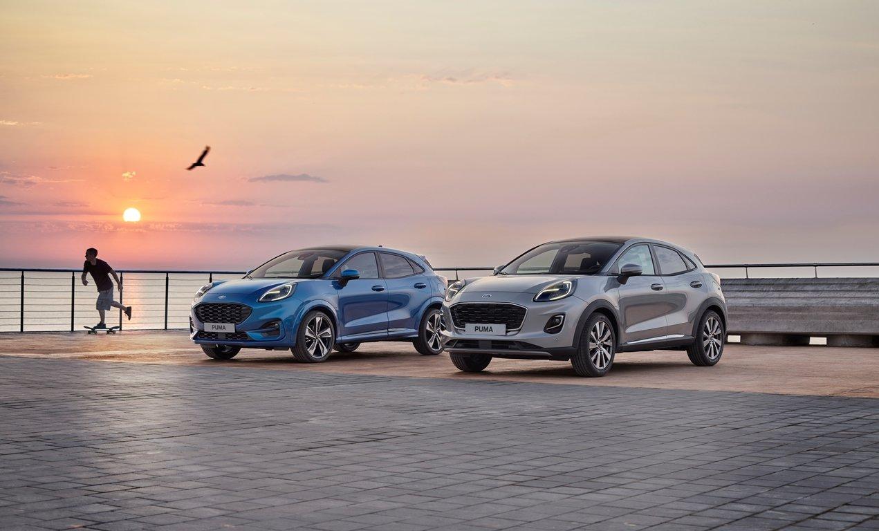 Ford láká zákazníky na akční nabídky s cenami nižšími až o 50 000 Kč - anotační obrázek
