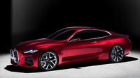 BMW Concept 4 - BMW představilo vizi, jak by měly vypadat jeho budoucí kupé