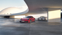 Porsche 911 Carrera 4 v provedení kupé a kabriolet