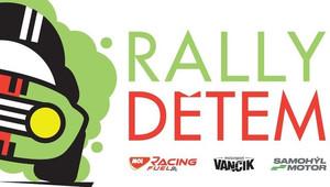 Rally (nejen) dětem aneb od motokár k rally - anotační obrázek