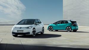 Výkonná R-verze Volkswagenu ID.3 by měla přijít do pěti let - anotační obrázek