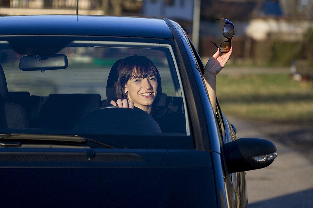 Ženy za volantem. Co na sebe samy PRÁSKLY? - anotační obrázek