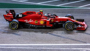 Ferrari nejrychlejší v 3. tréninku, Red Bull zaostává - anotační obrázek