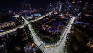PROHLÁŠENÍ jezdců a zástupců týmů po kvalifikaci na Grand Prix Singapuru - anotační obrázek