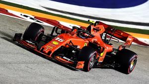 ANALÝZA SEKTORŮ: Jak Ferrari v Singapuru šokovalo soupeře. Mění se obrázek hry? + VIDEO - anotační obrázek