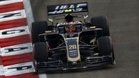 Haas v Singapuru: Jednání s Kubicou a závod zničený plastovým sáčkem - anotační foto
