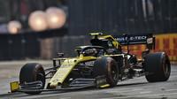 Časy a rychlosti v sektorech: Magnussen zazářil v závěru, Hülkenberg s Renaultem na rovinkách - anotační foto
