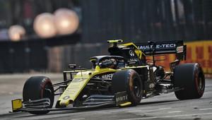 Časy a rychlosti v sektorech: Magnussen zazářil v závěru, Hülkenberg s Renaultem na rovinkách - anotační obrázek