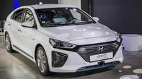 Hyundai testuje technologie pro autonomní jízdu na vozech IONIQ