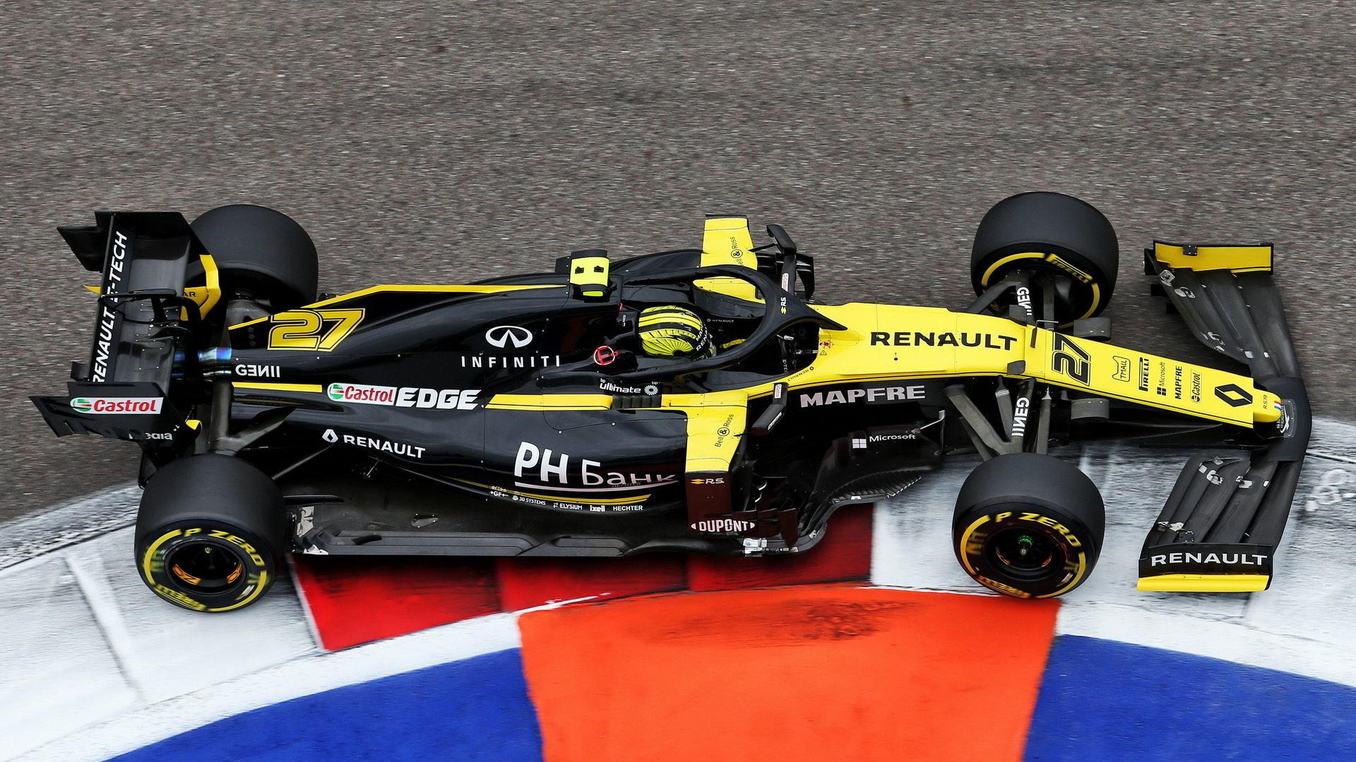 Renault bude na vše sám, změny v pravidlech od roku 2021 by mu to ale měly usnadnit