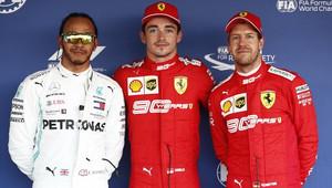 Leclerc a Hamilton. To je Massův vysněný jezdecký tandem u Ferrari - anotační obrázek
