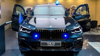 2020 BMW X5 Protection VR6 - New Bulletproof X5