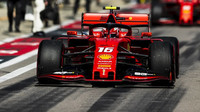 Časy a rychlosti v sektorech: Přetlačovaná Hamiltona s Leclercem, jenž předvedl neskutečnou věc + VIDEO - anotační obrázek