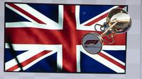 Pohár Lewise Hamiltona po závodě v Soči