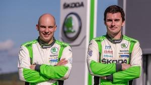 Změna v týmu Škoda Motorsport před Rally Wales - anotační obrázek