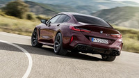 BMW představilo čtyřdveřové gran coupe M8