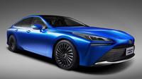 Ošklivé auto nechce nikdo. Nová Toyota Mirai na vodík už bude vypadat skvěle - anotační obrázek