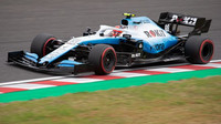 Robert Kubica s Williamsem FW42 v Japonsku