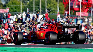Binotto hodnotí závod v Japonsku. Vyhrál by Vettel podle něj nebýt špatného startu? - anotační obrázek