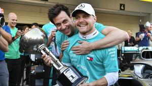 Bottase srovnávání s Rosbergem už nudí, na poražení Hamiltona má svůj tajný plán - anotační obrázek