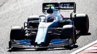 Robert Kubica v závodě v Japonsku