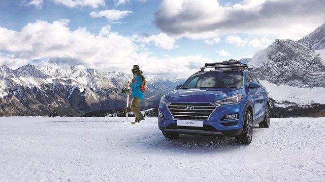 Hyundai Tucson IceBreaker
