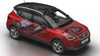 Nejúspornější SUV? Seat Arona 1.0 TGI s pohonem na zemní plyn - anotační foto