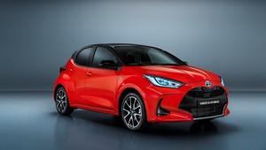 Nová Toyota Yaris - anotační obrázek