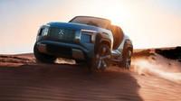 Mitsubishi představuje koncept malého plug-in hybridního elektrického SUV