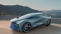 Dokáže Lexus LF-30 Electrified oslovit všech pět lidských smyslů? - anotační foto