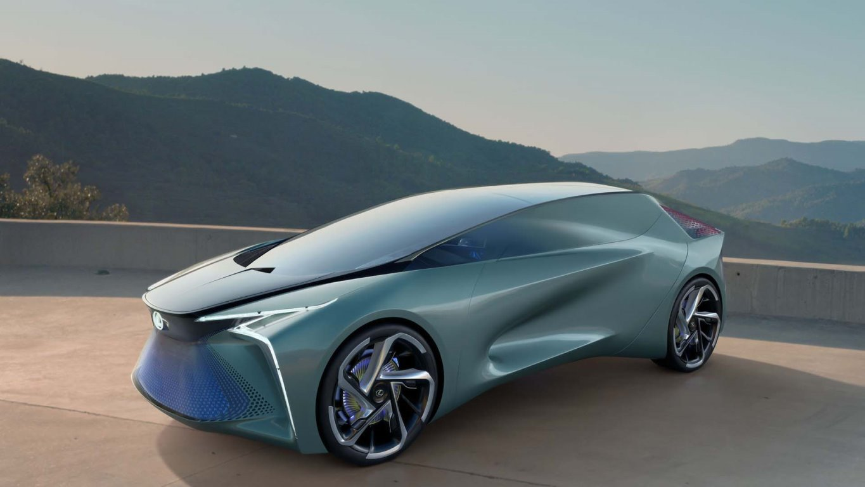 Dokáže Lexus LF-30 Electrified oslovit všech pět lidských smyslů? - anotační obrázek