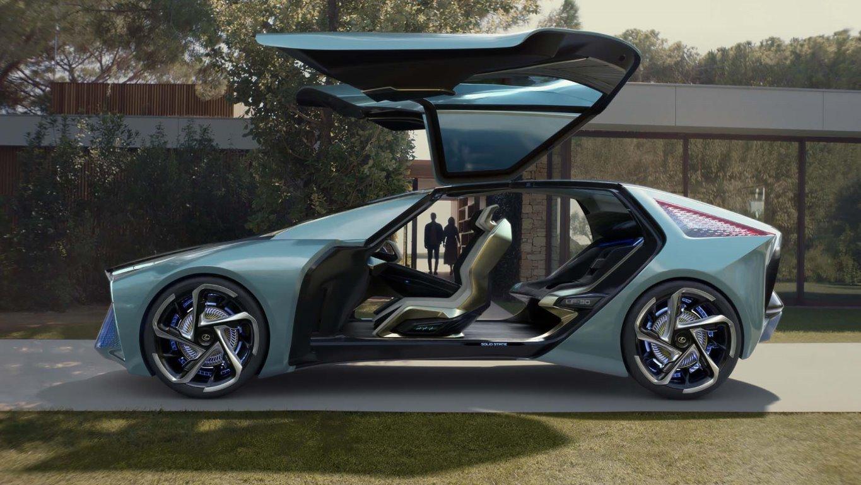 Utopie nebo reálná budoucnost? Lexus zvažuje zcela jiné interiéry a nemusí se líbit všem - anotační obrázek