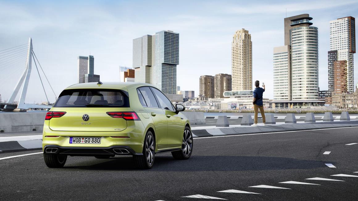 Volkswagen představil 8. generaci své ikony Golf
