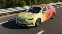 Škoda připravuje čtvrtou generaci modelu OCTAVIA