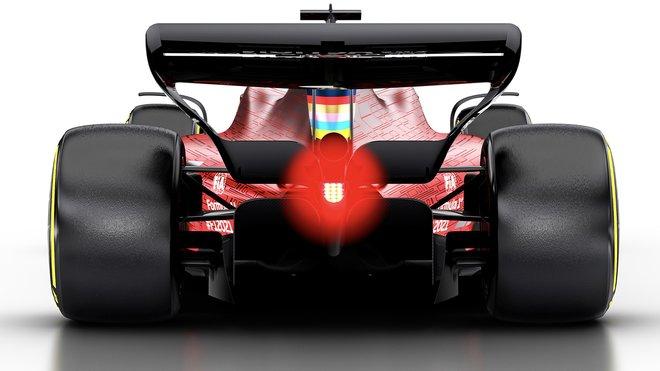 Koncept monopostu F1 pro rok 2021