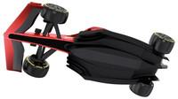 Oficiální koncept monopostu F1 pro rok 2021