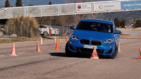 BMW X2 předvádí v losím testu extrémní nedotáčivost