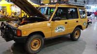 Racing Expo Land Rover