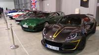 Racing Expo britské sportovní vozy