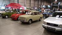 Racing Expo vozy v aukci