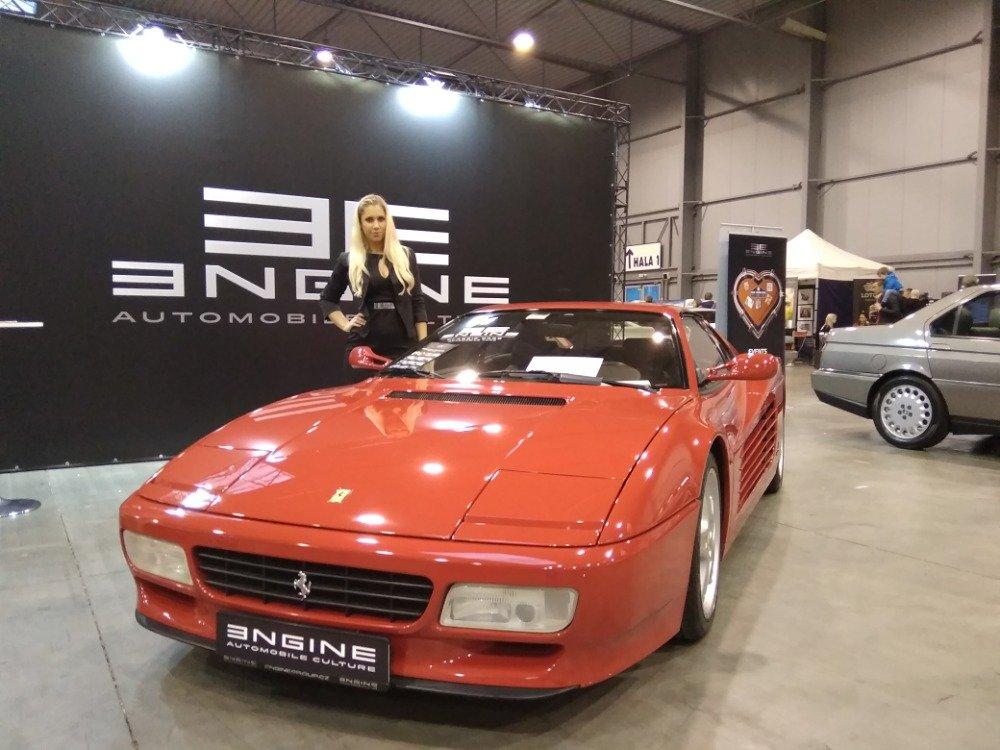 Racing Expo, stovky výjimečných vozů v obří fotogalerie - anotační obrázek