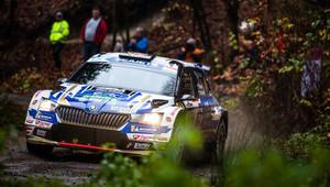 Mareš v Maďarsku nedojel, ale v ERC skončil čtvrtý - anotační obrázek