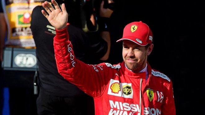 Sebastian Vettel je po letošní sezóně zklamaný