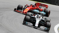 Hamilton přestoupí k Ferrari i s Wolffem, je si jistý Jordan - anotační foto