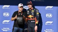 PROHLÁŠENÍ po závodě: Vettel vinu za kolizi se svým týmovým kolegou odmítá - anotační foto