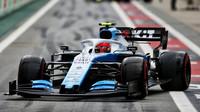 Williams na rozdíl od loňska zvládl nárazové testy napoprvé. Proč si vybral Nissanyho? - anotační obrázek