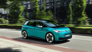 JAKO Z BUDOUCNOSTI. Poslechněte si zvuk nového Volkswagenu ID.3 - anotační obrázek